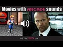 Jason Statham with DOUBLE DRAGON arcade sounds!