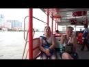 Bangkok River in Boat