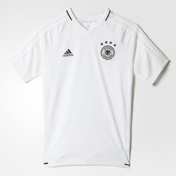 Тренировочная футболка сборной Германии