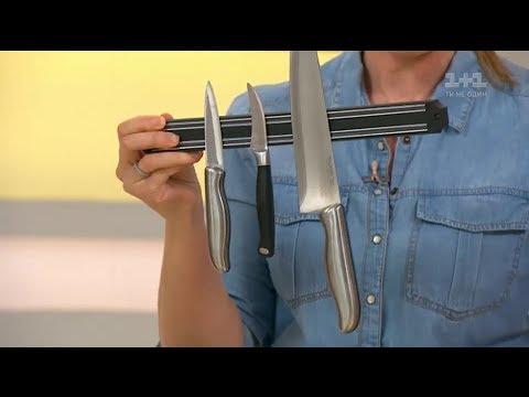 Як обирати кухонні ножі та доглядати за ними поради Ольги Пахар