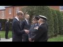 Герцог Кембриджский посетил церемонию передачи НВРЦ нации 21 06 2018