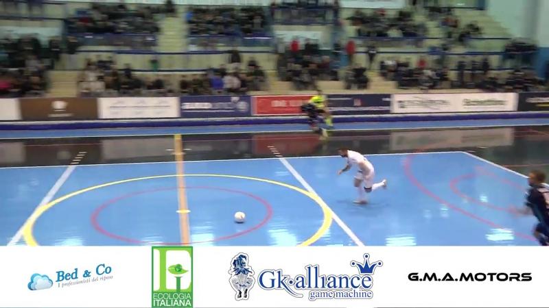 Italy League - Round 7 - Lollo Caffè Napoli 7x1 Axed Group Latina