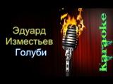 Эдуард Изместьев (ех.Бандера) - Голуби ( караоке )