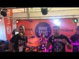 Jam Session с группой Йорш в Garage Band