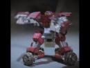 Боевой робот Ganker