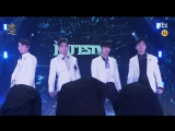 NU'EST W - Hello + Where You At @ 32nd Golden Disc Awards 180111