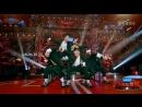 [CUT] 180604 'Hot-Blood Dance Crew' Ep. 12 Kung Fu Dance @ Lu Han