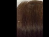 Кератиновое выпрямление вьющихся волос.МастерАзиза Сильная.