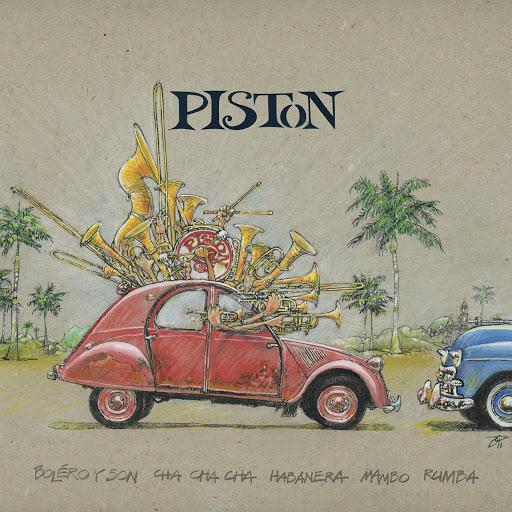 Piston альбом Piston