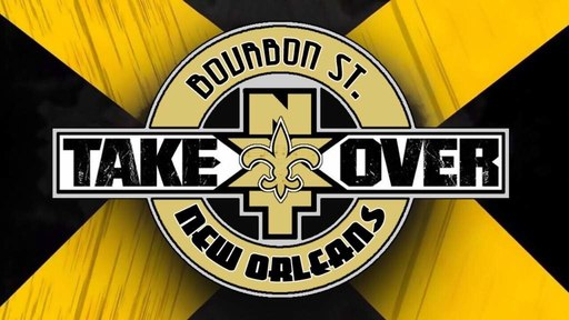 Post image of WWE NXT TakeOver: New Orleans