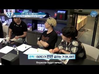 [Sapphire SubTeam] 171025 Шоу «SJ Returns» - Ep.25 «Объявление заглавной песни 8 альбома» (рус.саб)