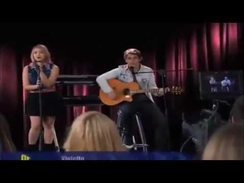Violetta 2 : College 11 cantan
