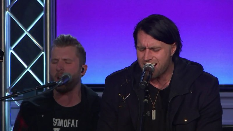 Three Days Grace - Painkiller Live at Radio 2018