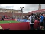 11 июля месте со звёздами футбола на Красную площадь вышли СЕРГЕЙ ВОЙТЕНКО, БАЯН МИКС и другие музыканты! 09