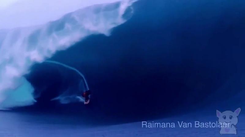 Серфинг. Волна. Большие волны. Адреналин. Океан. (Экстрим №17)