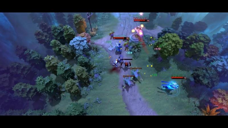 [Boroda4 Gaming] Короче Говоря, Сегодня Я Играл За Dragon Knight 2 [Dota 2]