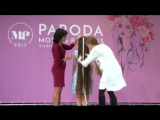 Lithuanian women compete in annual long hair competition