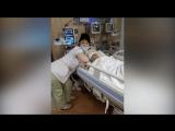 На Сахалине медсестра фотографировалась на фоне пациентов реанимации