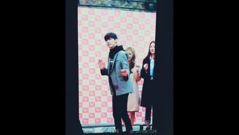 20171120 I-Seoul-U Campaign - Nightmare (Minsung focus)
