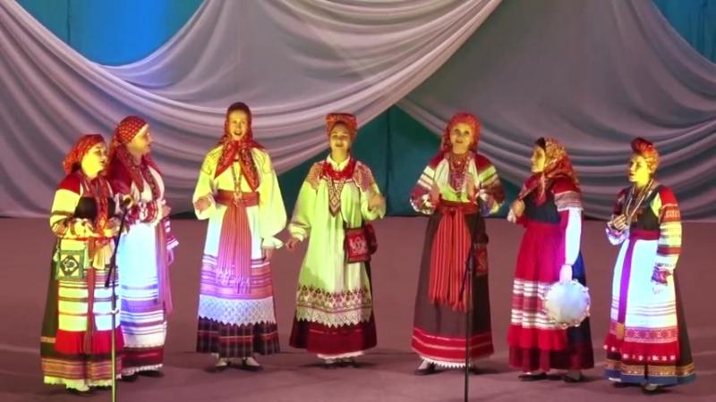 Концерт творческих коллективов и исполнителей Тамбовской области Это край Тамбовщина моя