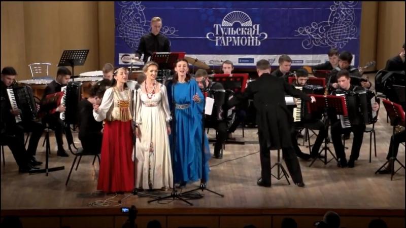 Всероссийский День Баяна, Аккордеона и Гармоники - 2018 Какая песня без бана
