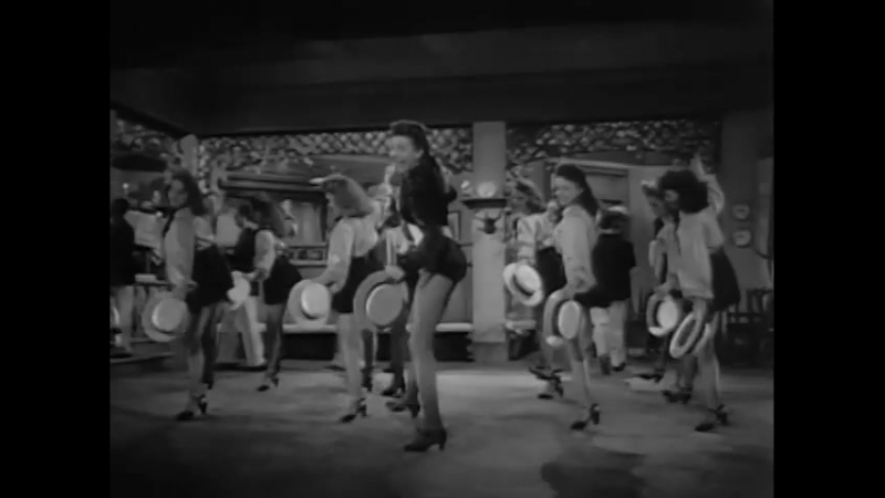 Jane Withers Tap Dances To An Old Familiar Tune