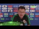 Mañana será una gran oportunidad para México- Osorio