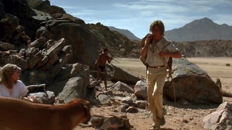 В плену песков A Far Off Place (1993) (драма, мелодрама, приключения, семейный)