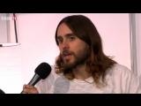 30 Seconds to Mars - Interview @ krone.tv (Nova Rock)