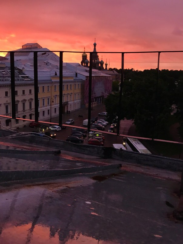 Настя Семенюк | Санкт-Петербург