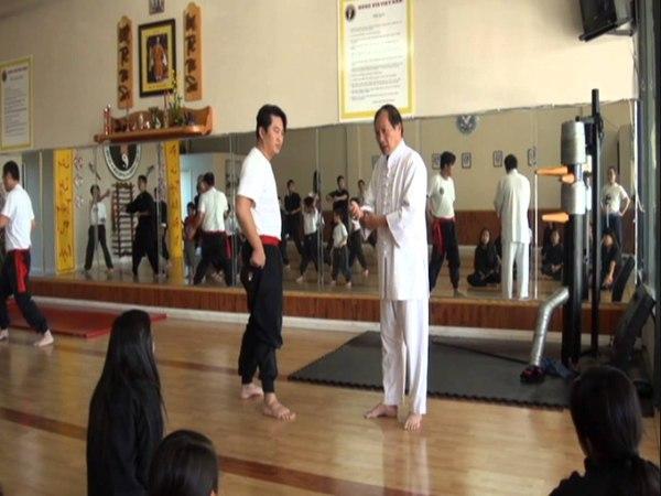 Nga Mi Mai Hoa Quyen Grand Master Ly Hong Thai Hong Gia Viet Nam