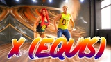 X (EQUIS) - Nicky Jam &amp J Balvin ZUMBA FITNESS