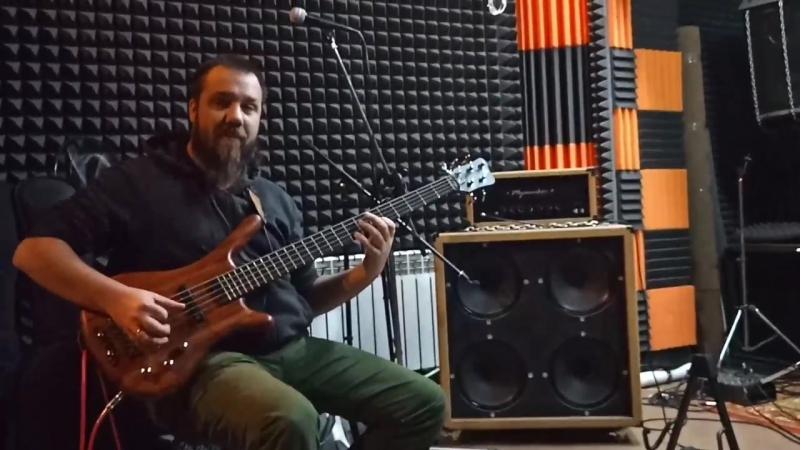 Белый Мандарин 12.01.18(Shot-sound studio) - Bass rec.mp4