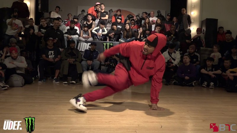 Jey Vs Kid Glyde | Footwork Finals | Massive Monkees Day 2018 | Pro Breaking Tour | BNC