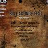 19.04. - Manhattan,BIG CASTING+FEST! enter FREE!