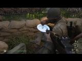Еда настоящего солдата-Типичная Колда)час в игре а багов тонна)