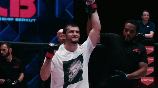 8 сентября на АСВ 93 Альберт Туменов встретится с чемпионом лиги в полусреднем весе Мухамедом Берхамовым