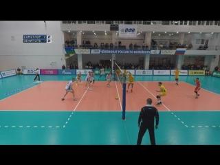 HIGHLIGHTS. Югра-Самотлор — Зенит СПб Суперлига 2017-18. Мужчины