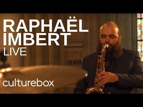 Raphaël Imbert (full concert) - Live @ Jazz sous les pommiers 2018