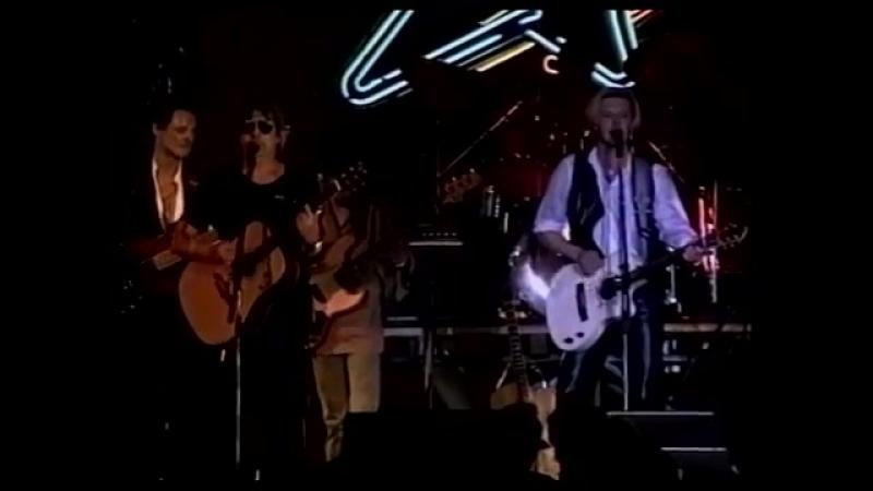 Майк Науменко и Аквариум - Пригородный блюз (live-1991)