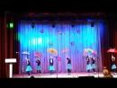 Танец с зонтиками. Впервые на большой сцене