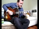 Nick Granville playing Autumn Leaves on a 1948 Gibson L4 One take