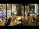Timelapse Уютный вечер в ресторане Ель