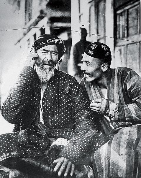 «Голос Москвы». 1925 г. Фотограф Георгий Зельма. Ташкент. Узбекистан. СССР.