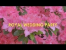 Royal Wedding Party - Harry and Meghan - 19 May 2018