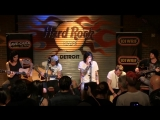 Asking Alexandria performing _What Ive Done_ (Acoustic) at the WRIF Rock Girl Finals