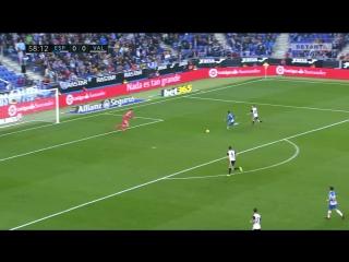 Испания ЛаЛига Эспаньол - Валенсия 0:2 обзор  HD