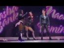 WWE SmackDown, 10_09_15_ Paige Vs Sasha Banks, Español - Latino