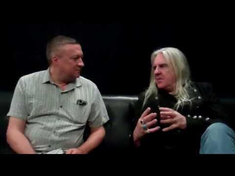 Eric Tucker Interviews Biff Byford of Saxon