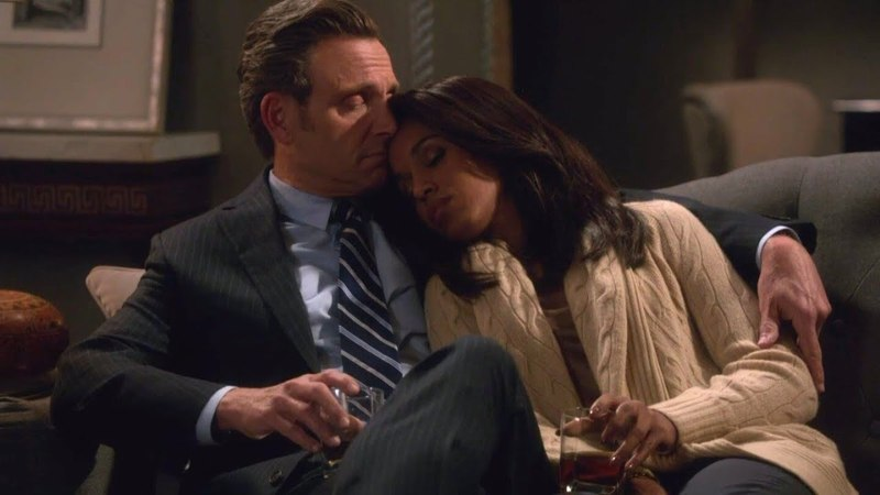Olivia Fitz (Olitz) / Human after all.. 7x17 music summary